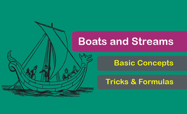 boats and streams formula tricks and concepts